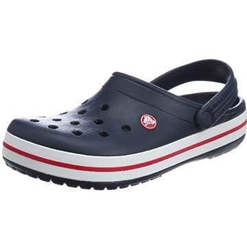 [クロックス] crocs Crocband 11016-410-009 Navy(ネイビー/M9/W11)