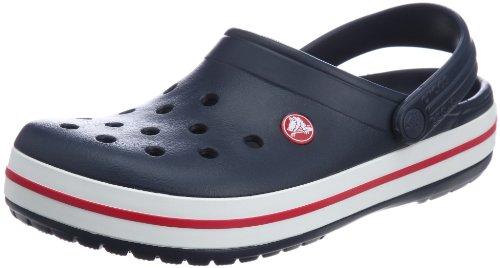 [クロックス] crocs Crocband 11016-410-008 Navy(ネイビー/M8/W10)