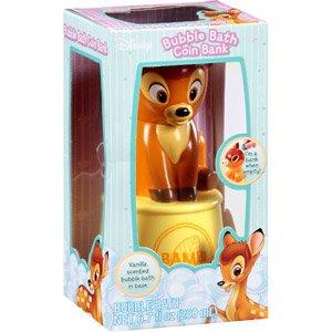 Disney Bubble Bath Coin Bank - BAMBI the Deer - 1