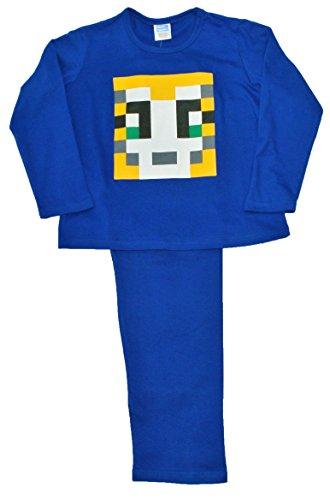 thepyjamafactory-boys-girls-stampylongnose-pyjamas-pixel-7-12-years-stampy-pjs-blue-11-12-years