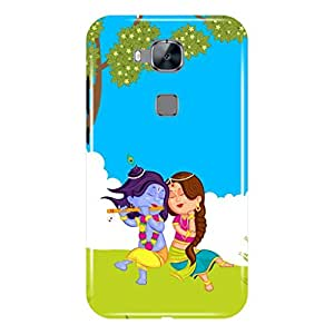 a AND b Designer Printed Mobile Back Case / Back Cover For Huawei G8 (HUW_G8_3D_1638)
