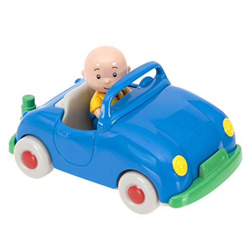 Caillou Pull-Back Vehicle