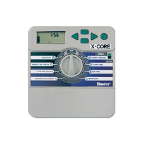 Hunter Sprinkler XC200I X-Core 2-Station Indoor Only Sprinkler Timer (Hunter Sprinkler Remote Control compare prices)