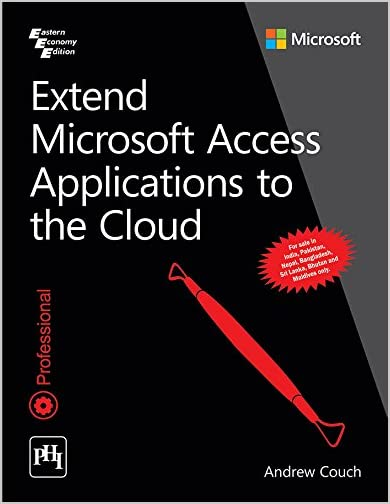 Extend Microsoft Access Application to the Cloud