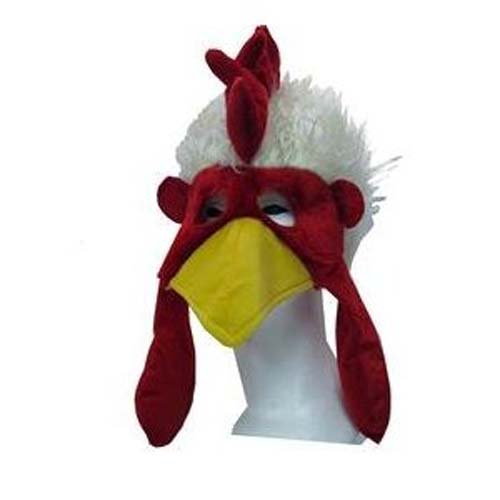 Chicken Hat with Mask