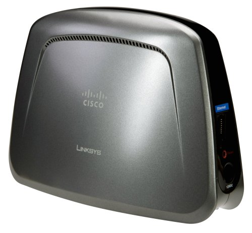 Cisco-Linksys WET610N Dual-Band Wireless-N Gaming and Video Adapter
