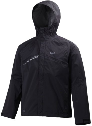 Helly Hansen Vancouver Jacket -  Black X-Large