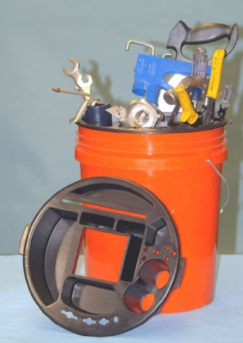Tool Bucket Organizer (bucket And Tools Not Included)
