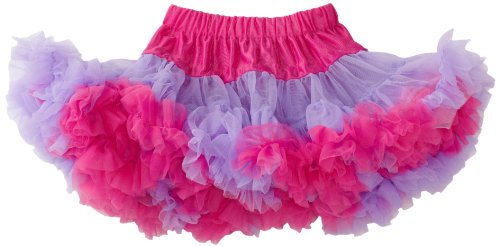 Mud Pie Baby-Girls Infant Pettiskirt, Purple/Hot Pink, Medium (12 Months-2T) front-560248