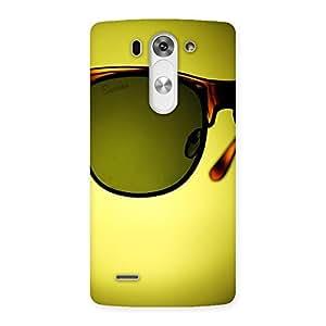 Ajay Enterprises Wo Eye Glass Back Case Cover for LG G3 Beat