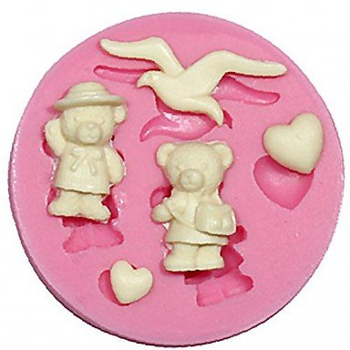 TTOMI mini scarpe torta stampo in silicone accessori attrezzi di cottura della cucina decorazioni per cioccolatini dolci fondente