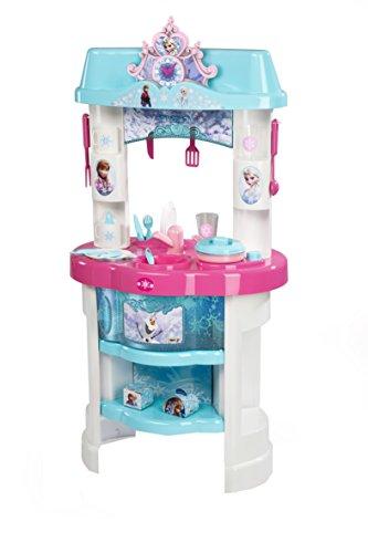 Smoby 7600024498 - Disney Frozen Cucina con Accessori