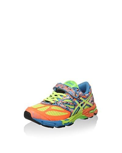 Asics Zapatillas de Running Gel-Noosa Tri 10 Ps Coral / Turquesa / Rosa