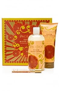 Pacifica Tuscan Blood Orange Holiday Wanderlust Collection by Pacifica