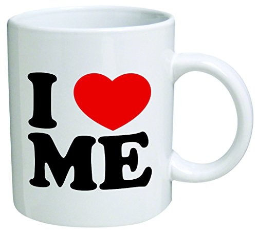 I LOVE ME Mug Cup - 11 ounces