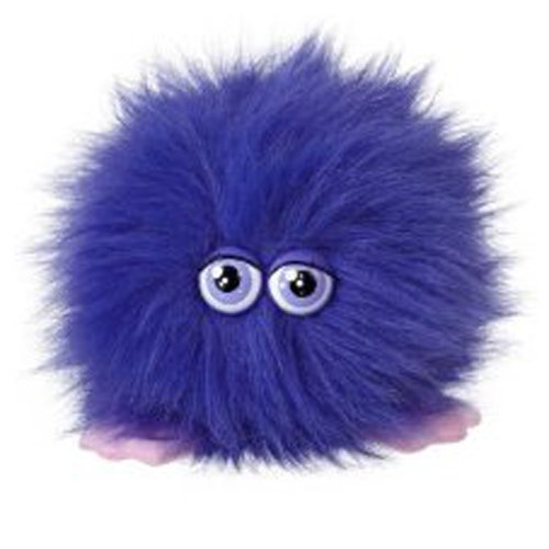 Flufflings Plush Purple Doll Loco - 1