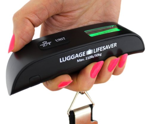Luggage Lifesaver Digital Luggage Scale | Lifetime