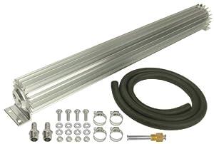 Derale 13266 Dual Pass Aluminum Heat Sink Cooler