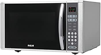 RCA 1.1-cu ft Stainless Steel Microwave