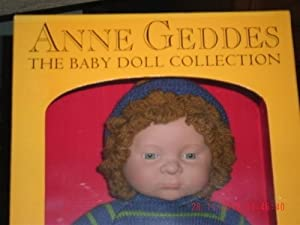 Anne Geddes the Baby Doll Collection 1999 Terry in Original Box Unopened by Anne Geddes