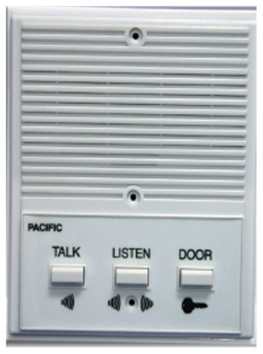 Intercom Apartment Station 4-Wire Surface