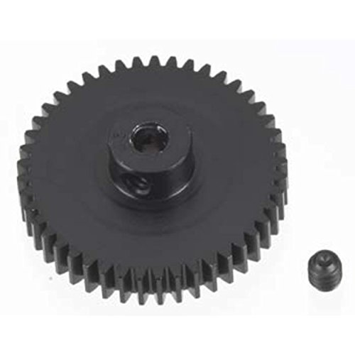 48P Hard Coated Aluminum Pinion Gear, 45T - 1