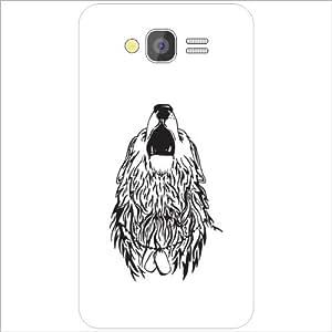 Samsung Galaxy Grand 2 - Lazer Print Roar Designer Cases