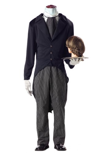 Adult Gruesome Headless Butler Costume