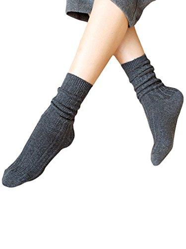 Zando -  Calze sportive  - Donna grigio Taglia unica