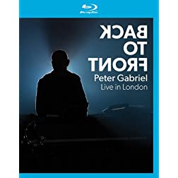 Back to Front: Live in London [Blu-ray]