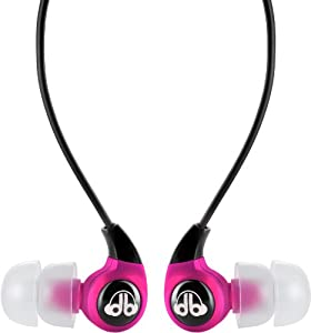 dB Logic EP-100 Earbud Headphones (Pink)
