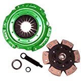LSD Tuner Clutch Kit w/ 6-Puck Sprung Disc Civic/Del Sol SOHC