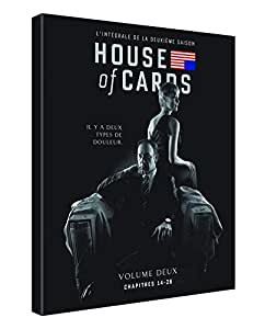 House of cards - Volume 2 : Chapitres 14-26 [Blu Ray + DIGITAL Ultraviolet] [Blu-ray]