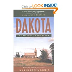 Dakota: A Spiritual Geography by Kathleen Norris