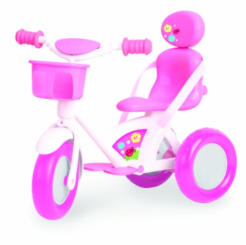 Tricycle BABY born