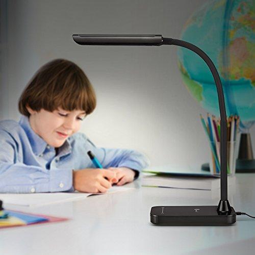 preisvergleich taotronics 7w schreibtischlampe led. Black Bedroom Furniture Sets. Home Design Ideas