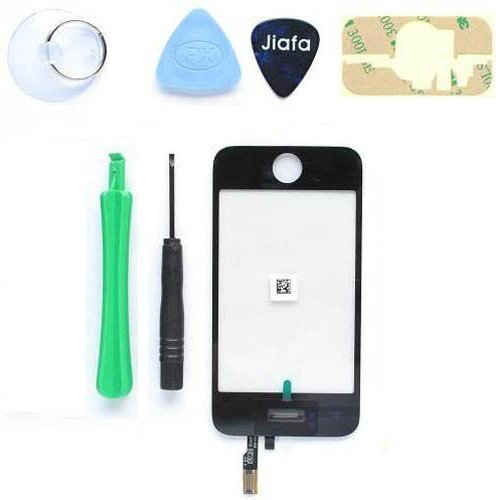 Iphone 3Gs Lcd Touch Screen Glass Digitizer Replacement, Adhesive And Tool Set front-58283