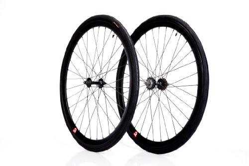 Retrospec Bicycles Super Deep-V Wheels with CST Tires (700C x 23)