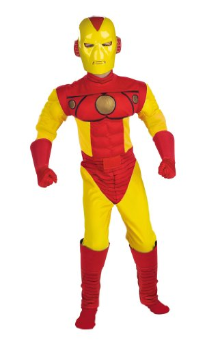 Iron Man Quality Muscle Kids Costume