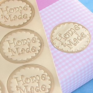 gold-home-made-stickers-pack-of-24