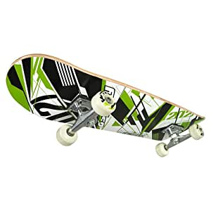 Osprey Pro Maple Deck Skateboard - Barcode