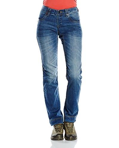 SALEWA Jeans Motion W Jeans [Blu Scuro]