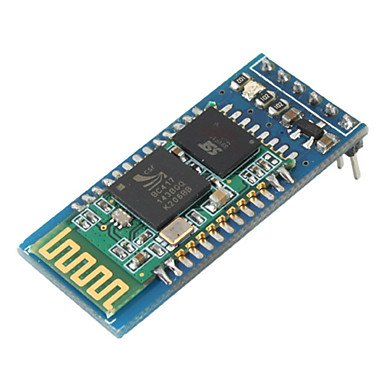 Luo Diy Wireless Bluetooth Serial Port Module For Arduino (Blue)