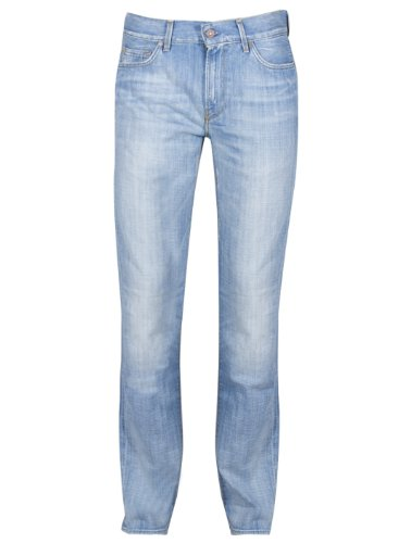 Jeans Slimmy Swain Bay 7 For All Mankind W31 L34 Men's