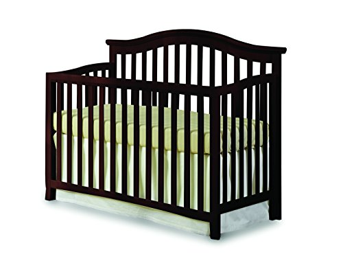 Imagio Baby Summit Park Convertible Crib, Chocolate Mist