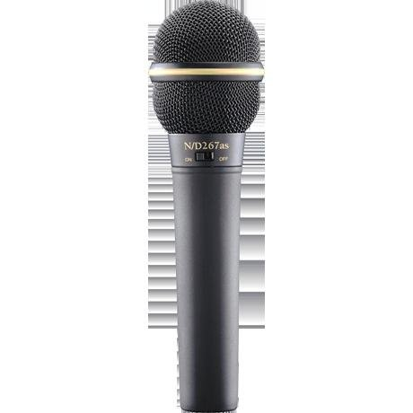 Electro Voice Nd267A Dynamic Vocal Microphone