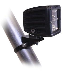 "Rigid Industries 45030 A-Pillar Bar Light Mount for 1.50"" Tubing"