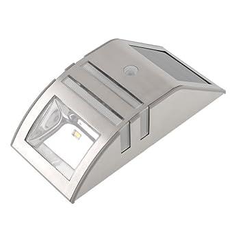 Lampada da parete eseterno a energia solare con sensore for Ventilatori da soffitto bricoman