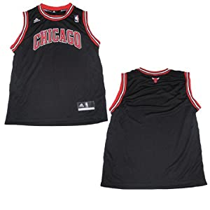 NBA CHICAGO BULLS Youth Athletic Jersey Top by NBA