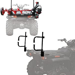 Yukon tracks universal mount atv auger for Atv ice fishing accessories